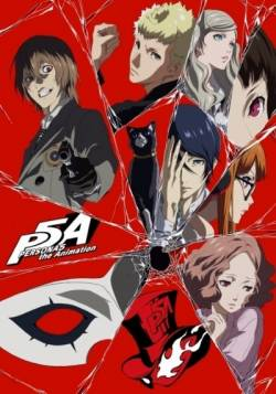 Persona 5 the Animation - Dark Sun...